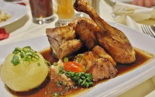 Шашлык из курицы по-таджикски