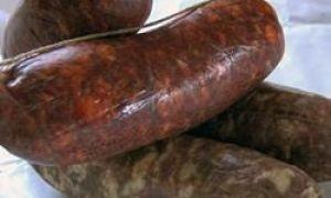 Итальянские колбаски в Тосканском стиле