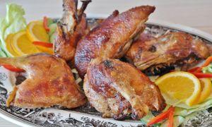 Универсальный соус-маринад к мясу и птице